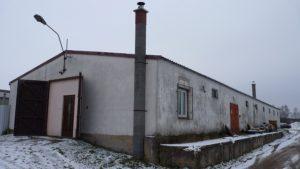 Nové prostory Tábor-Čekanice