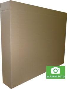 Klopová krabice 1500 x 200 x 1000 mm
