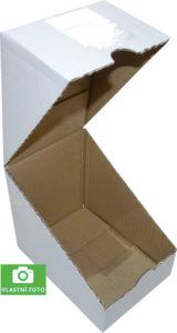 Odtrhávací krabice