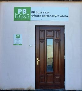 PB boxs s.r.o. - výroba kratonových obalů